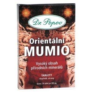 Dr. Popov Mumio 200 mg 30 tabliet