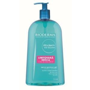 Bioderma Atoderm jemný sprchový gel pre suchú a citlivú pokožku 1000 ml