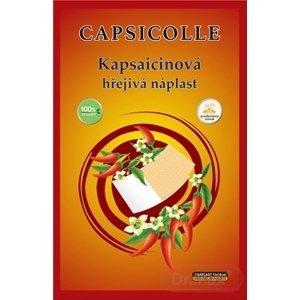 Kapsaicínová hrejivá náplasť 12 x 18 cm 1 ks