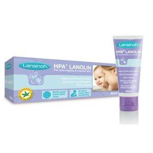 Lansinoh HPA krém na popraskané bradavky s lanolínem 40 ml
