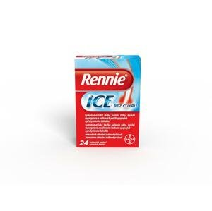 Bayer Rennie Ice bez cukru 24 ks