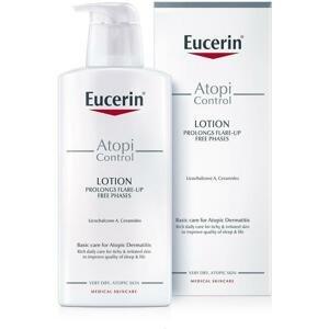Eucerin AtopiControl telové mlieko suchá zarud.p. 400 ml