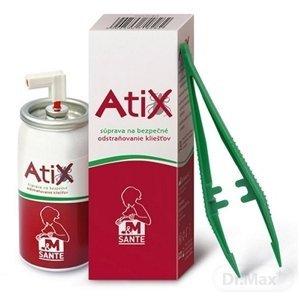 ATIX súprava na odstraňovanie kliešťov 1x1 set