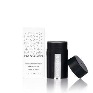 Nanogen Nanovlákna/tmavá blond 15g