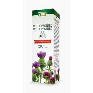 Virde Ostropestrec 100% Olej 200 ml