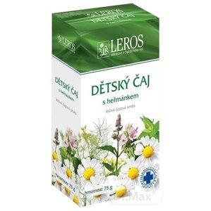 Leros bylinný s heřmánkem 75 g