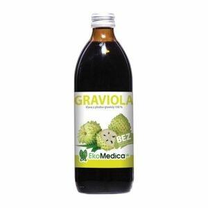 EkoMedica SK - Graviola nápoj 500 ml
