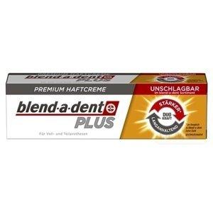 blend-a-dent PLUS DUO Power NEUTRAL 1×40 g, premium fixačný dentálny krém
