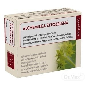 Hanus ALCHEMILKA ŽLTOZELENÁ VŇAŤ 30 g