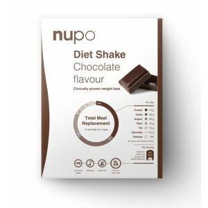 NUPO Diétny nápoj Kakao prášok, 12 x 32 g