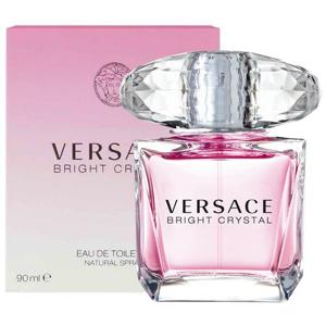 Versace Bright Crystal toaletná voda dámska 90 ml