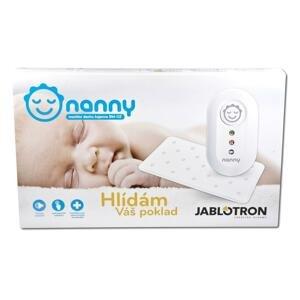 Jablotron Monitor dychu Nanny BM-02A 1 kus, monitor dychu dojčiat
