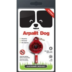 Arpalit Dog elektronický repelent 1×1 ks, repelent