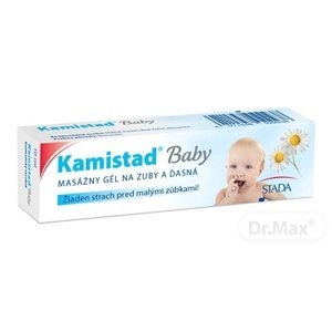 Stada Pharma Kamistad Baby gel 10 ml