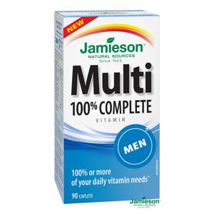 Jamieson Multi Complete Men 50+ 90 tabliet