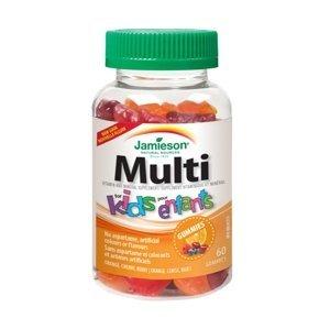 Jamieson Multi Kids Gummies 60 ks