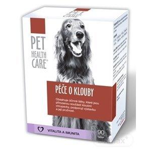 Farmacia Care PET HEALTH CARE Starostlivosť o kĺby pre psov tbl.90