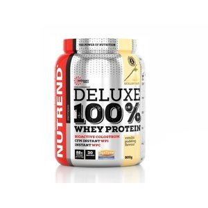 NUTREND DELUXE 100% WHEY 900 g