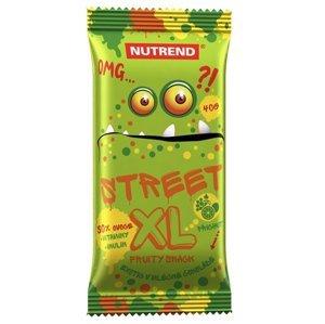 Street XL Fruity - exotic s čok. polevou 1×30 g, tyčinka s vitamínmi