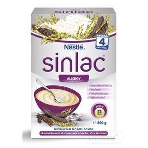 Nestlé SINLAC allergy kaša nemliečna bezlepková od ukonč 4 mesiaca 500 g