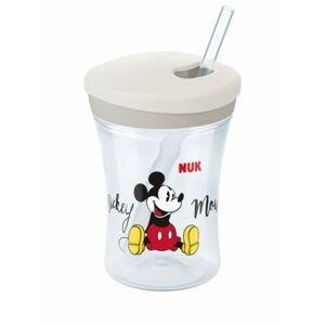 Nuk 255457 pohár so slamkou Mickey 230ml