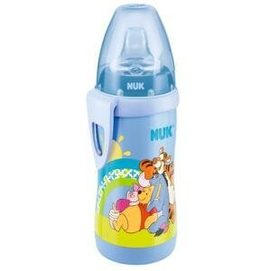 Nuk First Choice active cup fľaša Disney medvedík Pú zelená 300 ml