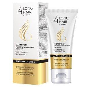 Long 4 Hair Posilňujúci šampón proti vypadávaniu vlasov 1x200m