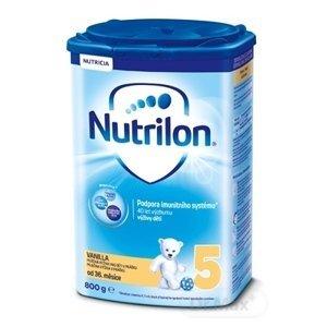 Nutricia Nutrilon 5 Pronutra Vanilla 800 g