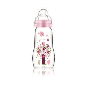 MAM fľaša sklenená veľká 260 ml