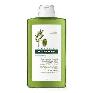 KLORANE SHAMPOOING À L'EXTRAIT ESSENTIEL D'OLIVIER šampón pre zrelé vlasy s výťažkom z olív 1x400 ml