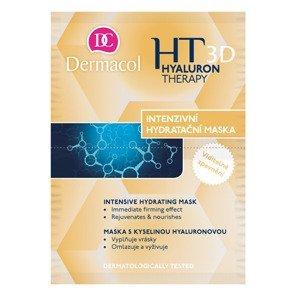 Dermacol HT 3D Intensive Hydrating Mask intenzívna hydratačná a remodelačná maska 2 x 8 ml