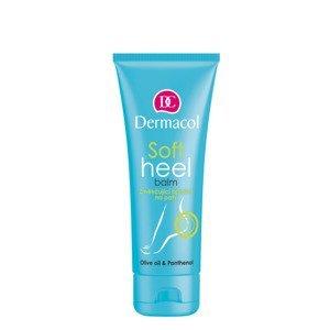 Dermacol Soft Heel Balm zmäkčujúci balzam na päty 100 ml