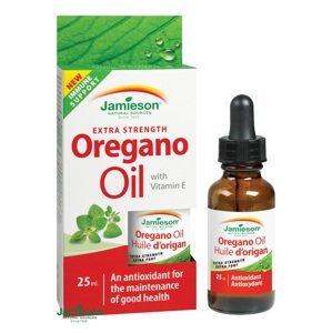 Jamieson Oregánový olej 25 ml