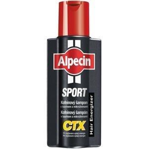 Alpecin Sport kofeinový šampón CTX 250 ml
