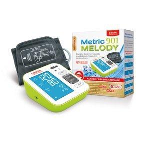 Cemio Metric 901 Melody Tlakomer digitálny, na rameno (s hlasovým sprievodcom) 1x1 ks