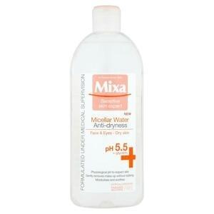 Mixa Micellar Water micelárna voda proti vysušovaniu pleti 400 ml