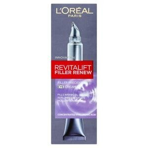 Revitalift Filler očný krém proti vráskám očný krém, 15 ml