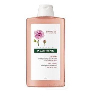 KLORANE SHAMPOOING À LA PIVOINE (inovácia) 1×400 ml, šampón