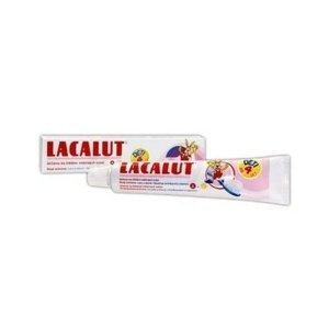 LACALUT Detská zubná pasta od narodenia do 4 rokov 1x50 ml