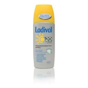 Ladival Transparent spray SPF20 150 ml