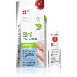 EVELINE SPA Nail Total 8v1 Sensitive kondicionér na nechty 1×12 ml, nechtový kondicionér