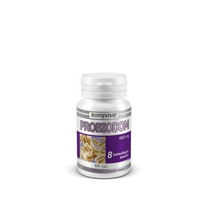 Kompava PROBIODOM 60 kapsúl - 400 mg