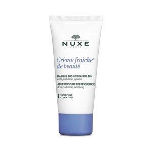 NUXE Creme Fraiche hydratačná pleťová maska 48 h 50 ml