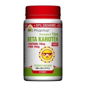 Bio-Pharma Beta Karoten 25 000 I.U. 100+50 kapsúl