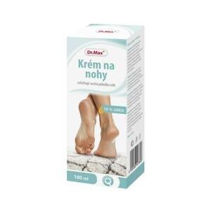 Dr.Max Krém na nohy, 10 % urea 100 ml