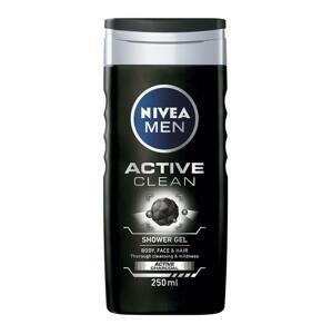 Nivea Men Active Clean sprchový gél 250 ml