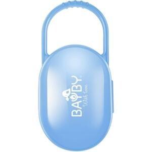 BAYBY BBA 6401 puzdro na cumlík modré 1x1 ks
