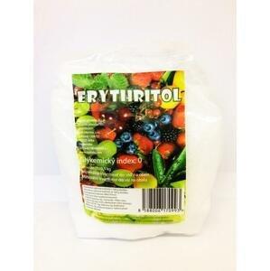 Erythritol ovocný cukor 1×500 g, granule