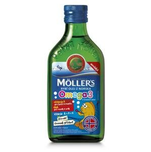 MOLLERS OMEGA 3 RYBI OL.OVOC.AR250ML 250 ml