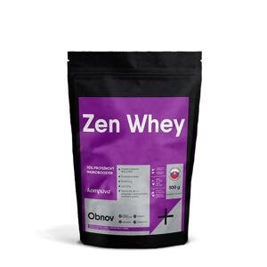 Kompava Zen Whey 70% 500 g - jahoda a malina